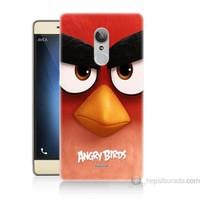 Teknomeg Türk Telekom Tt175 Angry Birds Baskılı Silikon Kapak Kılıf