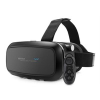 Blitzpower Vr Bluetooth Kontrol Kumandalı Siyah 3D Sanal Gerçeklik Gözlüğü
