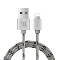 Baseus Kny Apple Lightning Usb Data Kablosu Gümüş 1.5 Metre