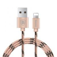 Baseus Kny Apple Lightning Usb Data Kablosu Rose Gold 1.5 Metre