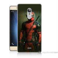 Teknomeg Türk Telekom Tt175 Deadpool Baskılı Silikon Kapak Kılıf