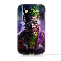Teknomeg Samsung Galaxy Grand Duos İ9082 Batman Vs Joker Baskılı Silikon Kılıf