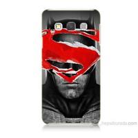 Teknomeg Samsung Galaxy A7 Batman Vs Superman Baskılı Silikon Kılıf