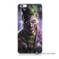 Teknomeg İphone 6 Kapak Kılıf Joker Vs Batman Baskılı Silikon