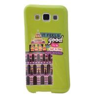 Teleplus Samsung Galaxy A8 Desenli Silikon Kılıf Good