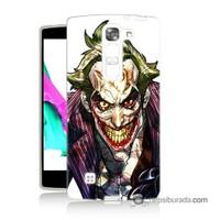 Teknomeg Lg G4c Kapak Kılıf Joker Baskılı Silikon