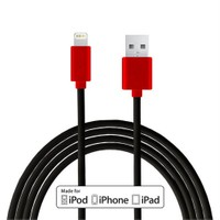 i-TechGear Apple Lisanslı MFI 8 Pin Lightning Data/Şarj