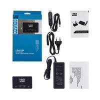 i-TechGear 4 Ports Smartpower Desktop / Car Charger