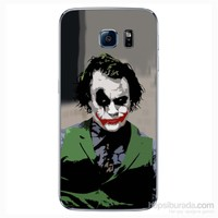 Cover&Case Samsung Galaxy S6 Silikon Tasarım Telefon Kılıfı Ccs02-S04-0139