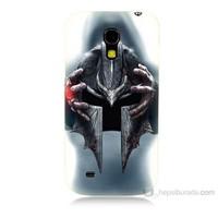 Teknomeg Samsung Galaxy S4 Mini Assassins Creed Baskılı Silikon Kılıf