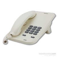 Karel NT10A Masa Telefonu Beyaz