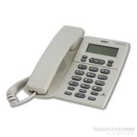 Karel TM131 Masa Telefonu Krem