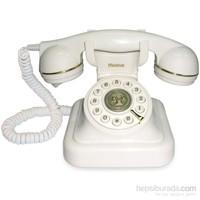 Multitek Classic Masa Telefonu Beyaz
