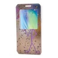 Teleplus Samsung Galaxy A5 Pencereli Desenli Kılıf Yağmur