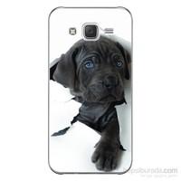 Cover&Case Samsung Galaxy J5 Silikon Tasarım Telefon Kılıfı Ccs02-J04-0188