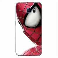 Cover&Case Samsung Galaxy S6 Edge Plus Silikon Tasarım Telefon Kılıfı