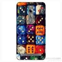 Cover&Case Asus Zenfone 2 Silikon Tasarım Telefon Kılıfı Ccs08-Z01-0185
