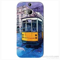 Cover&Case Htc One M8 Silikon Tasarım Telefon Kılıfı Ccs05-O02-0117