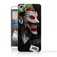 Teknomeg Htc Desire 826 Joker Joe Baskılı Silikon Kılıf