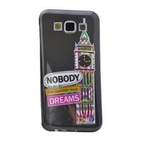 Teleplus Samsung Galaxy A5 Desenli Silikon Kılıf Dreams