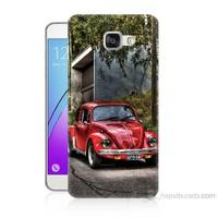 Teknomeg Samsung Galaxy A5 2016 Kapak Kılıf Volkswagen Baskılı Silikon