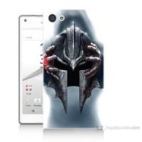 Teknomeg Sony Xperia Z5 Premium Assassins Creed Baskılı Silikon Kılıf