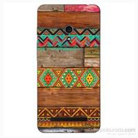 Case & CoverAsus Zenfone 5 3D Textured Baskılı Kılıf Pchb621393