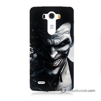Teknomeg Lg G3 Kılıf Kapak Joker Baskılı Silikon