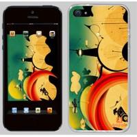 Qapak iPhone 5 Baskılı İnce Kapak uz244434010130