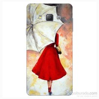 Cover&Case Samsung Galaxy A7 Silikon Tasarım Telefon Kılıfı Ccs02-A03-0043