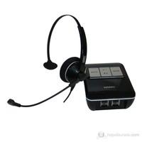 Karel KLS212 Mikrofonlu Kulaklık + 2 Mute Tuşlu Switch