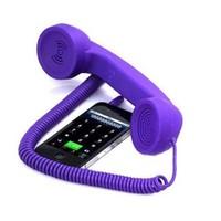 Mobil İphone Retro Ahize Kulaklık