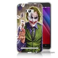 Teknomeg Asus Zenfone Selfie Kılıf Kapak Kartlı Joker Baskılı Silikon