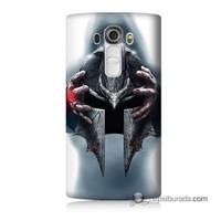 Teknomeg Lg G4 Beat Kılıf Kapak Assassins Creed Baskılı Silikon