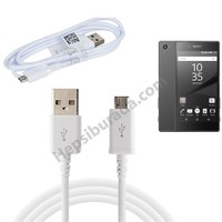Fonemax Sony Xperia Z5 Compact Micro Usb Data Ve Şarj Kablosu