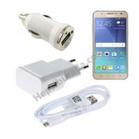 Fonemax Samsung Galaxy J7 3İn1 Ev Ve Araç Şarjı + Data Kablosu Seti