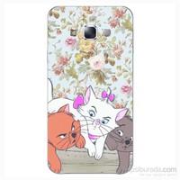 Cover&Case Samsung Galaxy E5 Silikon Tasarım Telefon Kılıfı Ccs02-E01-0016