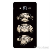 Cover&Case Samsung Galaxy On7 Silikon Tasarım Telefon Kılıfı