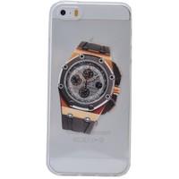 Teleplus İphone 6 Plus Saat Desenli Silikon Kılıf 7