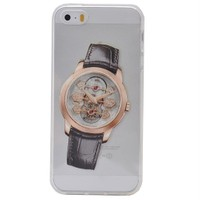 Teleplus İphone 6 Plus Saat Desenli Silikon Kılıf 10