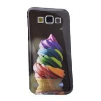 Teleplus Samsung Galaxy A8 Desenli Silikon Kılıf Dondurma