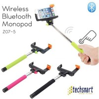Techsmart Z07-5S Selfie Çubuğu - Kablolu