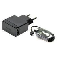 Sony EP880 Micro USB Universal Seyehat Şarjı (İthalatçı Garantili)