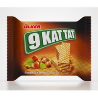 Ülker 9 Kat Tat Fındıklı Gofret 24x47 gr