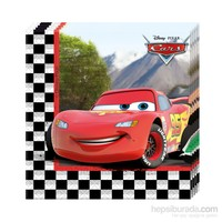 KullanAtMarket Cars Formula Kağıt Peçete 33X33cm 20 Adet