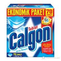 Calgon Tablet Çamaşır Makinesi Kireç Önleyici 70´lı kk