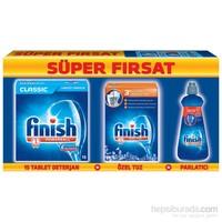 Finish Powerball 15 'li Set (Tuz + Parlatıcı Hediyeli)