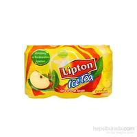 Lipton İce Tea Elma 6X330 Ml
