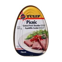Tulip Picnic Cooked Pork Shoulder - Domuz Kol Konserve , 340 Gr