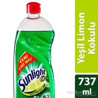 Cif Bulaşık Deterjanı Yeşil Limon Kokulu 760 gr